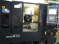 V-33立形マシニングセンター